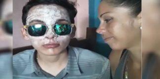 Rufo Chacón y su madre agradecen apoyo y solidaridad (+Video)