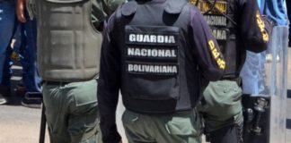 Abatieron a uno de los cinco evadidos de la GNB Puerto Píritu