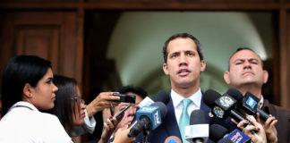 Guaidó: Noruega informará sobre la nueva reunión en Barbados