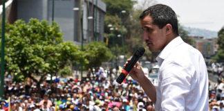 Guaidó llama a la calle este 23-J por apagón nacional