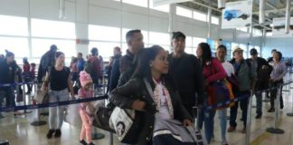 Desde Perú llegaron 90 venezolanos a través del Plan Vuelta a la Patria