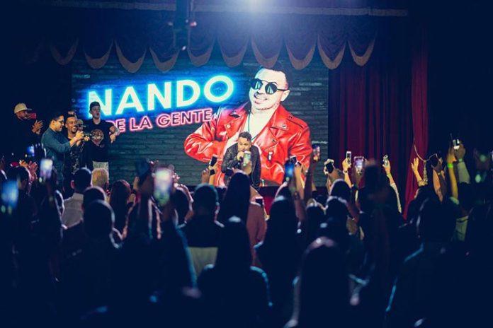 Nando de la Gente estrena show Ahora me toca a mí con dos sold out