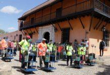 En marcha plan de rehabilitación y embellecimiento del centro histórico de Coro