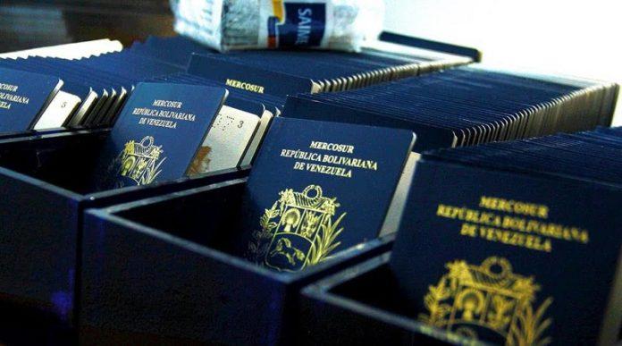 Saime entregó más de 950 mil pasaportes y prórrogas en el interior y exterior del país