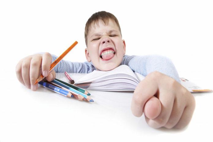 El TDAH obstaculiza el rendimiento escolar