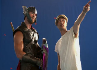 ¡Oficial! Thor 4 con Chris Hemsworth y Taika Waititi como director