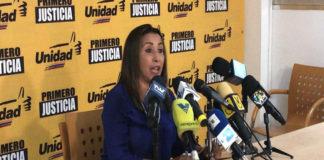 Yajaira Castro de Forero: Este 5-Jul saldremos a la calle en contra de la tortura y en Defensa de los DDHH