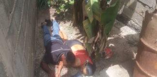 """""""Quería morir junto a ella"""", mató a su esposa en Barquisimeto"""