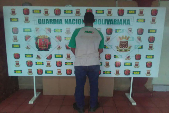 Por revender bombonas de gas fue detenido en Paraguaná