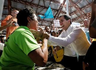 Guaidó desde Nueva Esparta: Hoy nosotros llevamos la ofensiva para poner fin a la crisis
