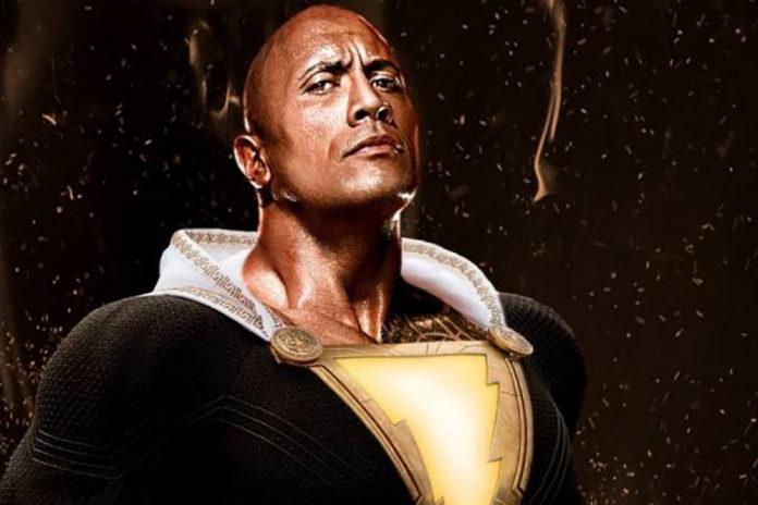 Black Adam, antihéroe de DC comenzará a rodarse a finales de 2020
