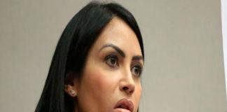 «Basta de burlas», Denuncia, Delza Solorzano, Fiscal 34, cuerpo de Rafael Acosta Arévalo