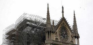 Venezolano ganó concurso inspirado en la reconstrucción de Notre Dame