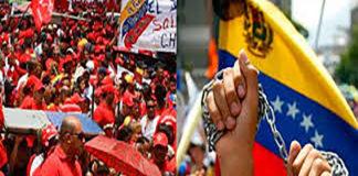 Oficialismo y oposición marcharán este 5 de julio