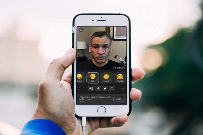 El FaceApp un peligro en las redes, entérese por qué
