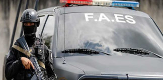 En Píritu se registra nuevo enfrentamiento con la FAES