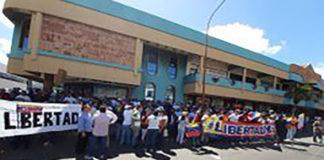 Oposición de Falcón marchó este 5 de julio