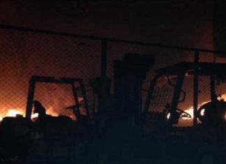 Confirmado| El tren de Aragua incendia galleteta Puig por no pagar vacuna