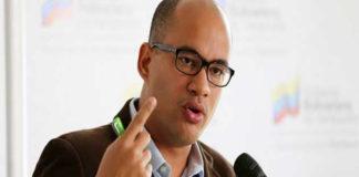 Héctor Rodríguez desmiente que sería candidato a unas presidenciales
