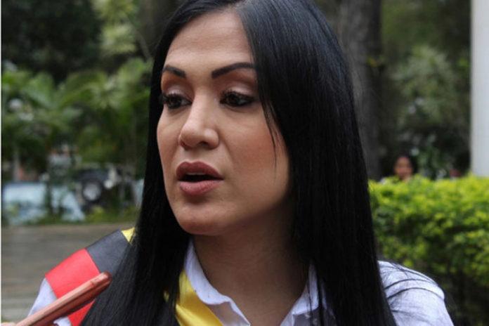Laidy Gómez: Rufo Chacón recibió 52 perdigones en la cara
