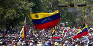 En Caracas: Punto de encuentro y destino de la marcha de este 5-J