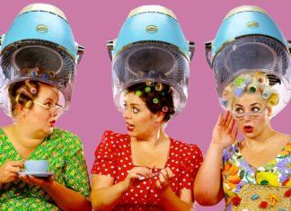 ¡Chepa píntate el pelo! , ser chismosa es buena para la salud (+Estudio)