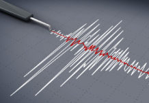 Este viernes se registraron cinco sismos en Barquisimeto