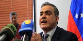 Saab señala que el MP investigará el caso de Rufo Chacón (+Tuits)