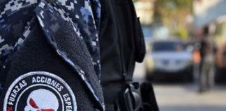 Enfrentamiento: FAES Anzoátegui liquidó a un hampón y un oficial resultó herido