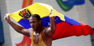 Lucha olímpica criolla cerró con 2 de plata y 1 bronce