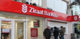 El banco turco Ziraat cierra las cuentas al BCV