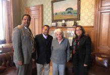 Ronderos pide intervención de Uruguay para liberación de Zambrano y Requesens