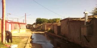 Se mantiene el bote de aguas negras en varios sectores de Coro