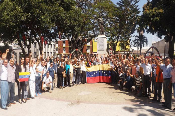 El Frente Amplio de Trujillo rechazó foro comunista realizado en Caracas