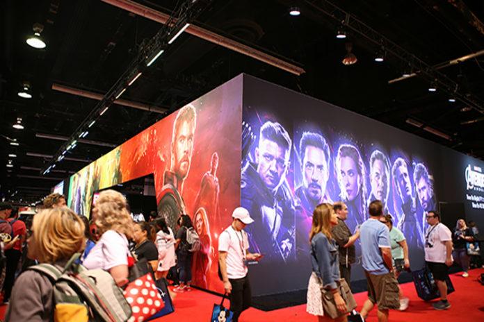 """Los """"Avengers"""" de Marvel tendrán su zona temática en Disney"""