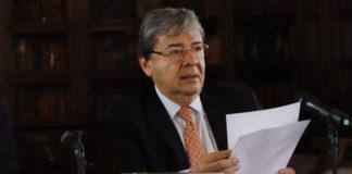 Colombia acusa a Venezuela de «albergar a terroristas»