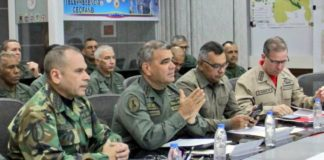 Ceofanb evalúa estrategias para fortalecer sistema defensivo territorial