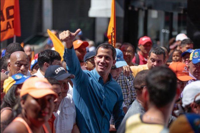 Guaidó desde Guárico: Maduro convirtió Agroisleña en Agronada