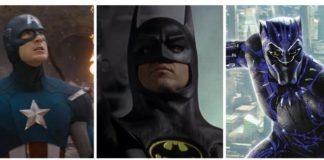 Batman, Avengers y Black Panther entre las 30 mejores películas de los últimos 30 años según encuesta