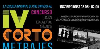 Cinex y la Escuela Nacional de Cine abren inscripciones para el IV Concurso de Cortometrajes