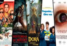 """""""Había una vez… En Hollywood"""" y """"Dora y ciudad perdida"""", los estrenos de este viernes 16-A"""