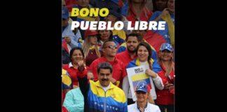 ¡Otro Bs. 50.000!, el monto del nuevo Bono Pueblo Libre de Maduro