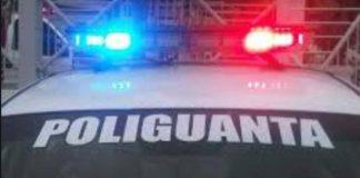 Poliguanta liquidó a tres hampones luego de robar a unos turistas
