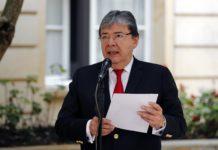 Canciller Trujillo afirma que la salida de Maduro ayudaría en la lucha contra el narcotráfico