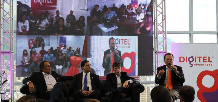 Digitel refuerza su red 4G LTE porque Venezuela