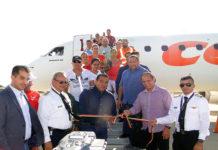 Aeropuerto Josefa Camejo inaugura nueva ruta La Habana-Paraguaná