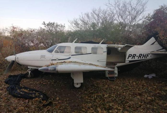 Falcón: En una pista clandestina en Píritu hallan avioneta abandonada