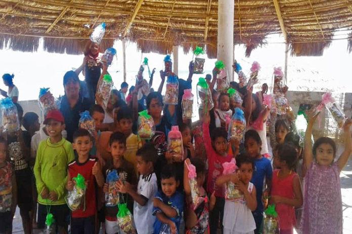 A 150 niños llegó el Plan Vacacional de la Fundación Rincón de Luz