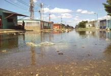 Sector Las Panelas II nada en aguas putrefactas