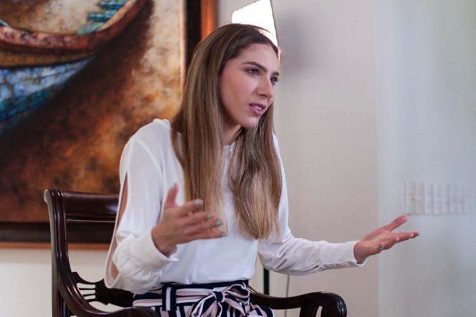 Fabiana Rosales: Con el Plan Vuelve a Casa reconstruiremos juntos Venezuela